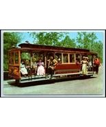 Knott's Berry Farm Cable Car Postcard Buena Park,California - $10.00