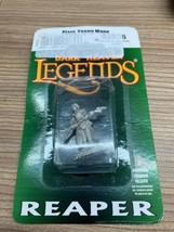 Reaper Miniatures Piers, Young Mage #02836 Dark Heaven Legends Unpainted Metal - $7.99