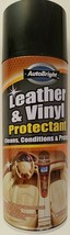 AutoBright Leather & Vinyl Protectant Cleaner Conditioner 10 oz/Aerosol Can - $3.46