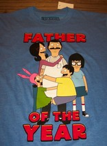 BOB'S BURGERS Father Of The Year T-Shirt MEDIUM NEW w/ TAG - $19.80