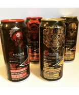 Rockstar Energy Drink Gears Of War 4. Full 4 Collectors Can Only. EXPIRE... - $24.99