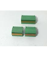 LOT Set RS485 RS-485 12-Pin 8-Pin Connector DVR NVR Input Plug RX TX CCT... - $19.75