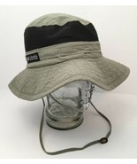 Vintage Columbia Sun Hat USA Packable Vented Paddling Hiking Outdoor Med... - $35.59
