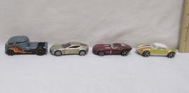 Hot Wheels Mattel J3258 Aston Martin One 77 Fast Felion Avant Garde Lot of 4 - $8.45