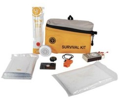 FeatherLite Survival Kit 1.0 contains assortment supplies need in an eme... - $22.71