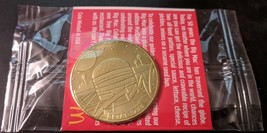 McDonalds MacCoin 1978-1988 BRAND NEW SEALED Big Mac Anniversary FACE VI... - $15.97