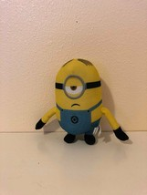 Plush Toy Despicable Me 3 Minion Stuart Toy Factory 2017 - $0.98
