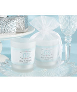 Personalized He Asked She Said Yes! Votive Candle Engagement Party Favor... - $81.94+
