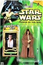 Star Wars Power of the Jedi Obi-Wan-Kenobi Action Figure New in Star Case - $12.86