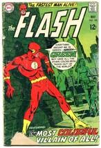 Flash #188 1969-DC COMICS-WORLD Gone Green Reading Copy Fr - $18.62