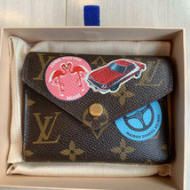 LOUIS VUITTON Porutofoiyu Victorine Monogram World Tour 2016 Limited M62151 - $1,122.09