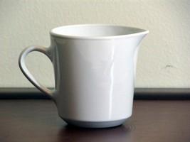 Corning Centura Creamer White Mini Pitcher Syrup - $9.89