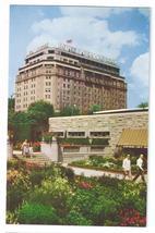 Canada Ontario Sheraton Brock Hotel Rainbow Gardens Niagara Falls Vntg P... - $4.99