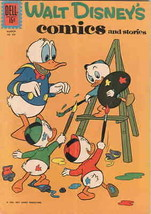 Walt Disney's Comics and Stories #258 VG; Dell | low grade comic - save ... - $9.25