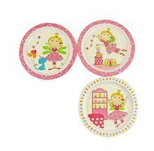 PANDA SUPERSTORE 3 Pieces of Fashion Cartoon Little Girl Pattern Drop Re... - $31.63