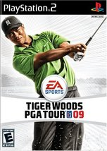 Tiger Woods PGA Tour 09 - PlayStation 2 [PlayStation2] - $5.93