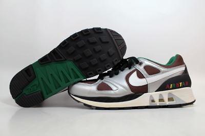 eee715cb39bea ... Nike Air Stab Baroque Brown White-Reflect Silver 315841-211 Men s SZ  9.5 ...