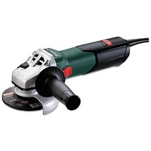 Metabo W9-115 8.5 Amp 10,500 rpm Angle Grinder with Lock-On Sliding Switch, 4-1/ - $107.39