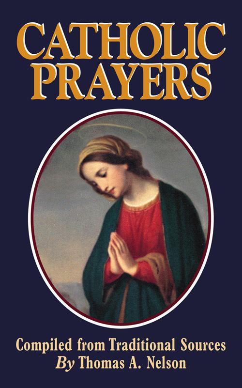 Catholic prayers  small edition