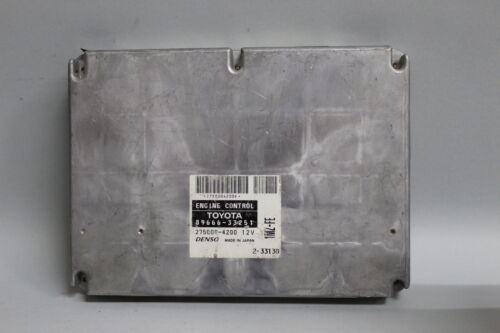 Primary image for 01 02 03 LEXUS ES300 ECU ECM ENGINE CONTROL MODULE COMPUTER 89666-33251 OEM