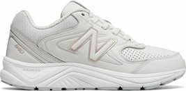 New Balance 840v2 Womens White Wide Running Walking Sneakers Shoes Size WW840GG2 - $147.99