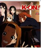 K-On! (keion) Season 1, volume 3 (episodes 9-11) Blu-ray, Widescreen - $14.99