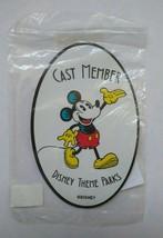 Walt Disney World Cast Member Mickey Mouse Magnet - $22.82