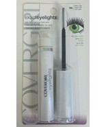 COVERGIRL Exact Eyelights #705 Black Ruby discontinued Mascara Green Eye... - $64.35