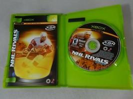 NHL Rivals 2004 Original Microsoft Xbox Game Complete Free Ship image 2