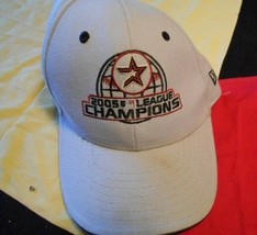 Houston Astros 2005 League Champions Baseball Hat, Used Gift for MLB Sports Fan - $8.41