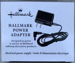Hallmark PLUG IN POWER ADAPTER for Tabletop Decorations NEW NIB XKT1648 ... - $9.95