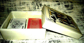 Casino Royale King of Clubs Two Deck Cardholder by American Atelier MINT + - $25.71
