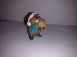 "Final Sale--1 3/4"" Hallmark Merry Miniatures Christmas 1995 Toymaker Bea... - $2.50"