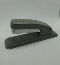 Vintage Swingline Cub 77 Office Stapler Gray Tested Working 1970s/ 1980s  - $7.87