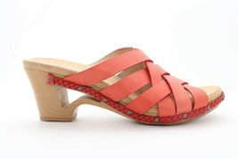 Dansko Red Sandals Slide Women's  Size EU 41 Medium (  )4852 - $80.00