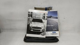 2013 Ford Fusion Owners Manual 108271 - $27.56