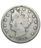 liberty head nickel - £7.50 GBP