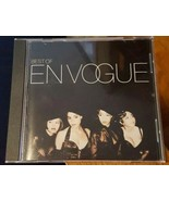 En Vogue : Best Of En Vogue CD (2005) - $5.00