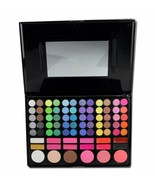 Pro 78 Colors Eye Shadow Cosmetic Shimmer Matte Makeup Eyeshadow Palette... - $8.99
