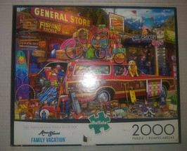 Buffalo Games Aimee Stewart Family Vacation Jigsaw Puzzle - 2000 Piece (2067) - $19.79