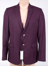 Versace Collection Men's Purple Notch Lapel Sports Coat Blazer Jacket NWT