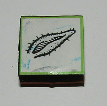 Sea Shell Rubber Stamp Foam Mounted Creature Features All Night Media  - $3.46