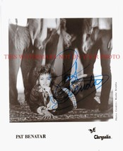 PAT BENATAR SIGNED AUTOGRAPHED 8x10 RP PHOTO GREAT ROCK LEGEND SO COOL - $16.33