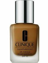 Clinique Superbalanced Silk Makeup Foundation SPF 15 Silk Brandy 18 - $21.97