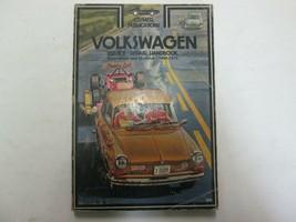 1962-1972 Clymer Volkswagen Squareback & Fastback Service Repair Manual ... - $19.79