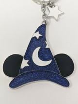 Sorcerer Mickey Hat Keychain Disney Parks - $16.82