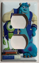 Monster University James Light Switch Outlet Wall Cover Plate Home Decor image 3
