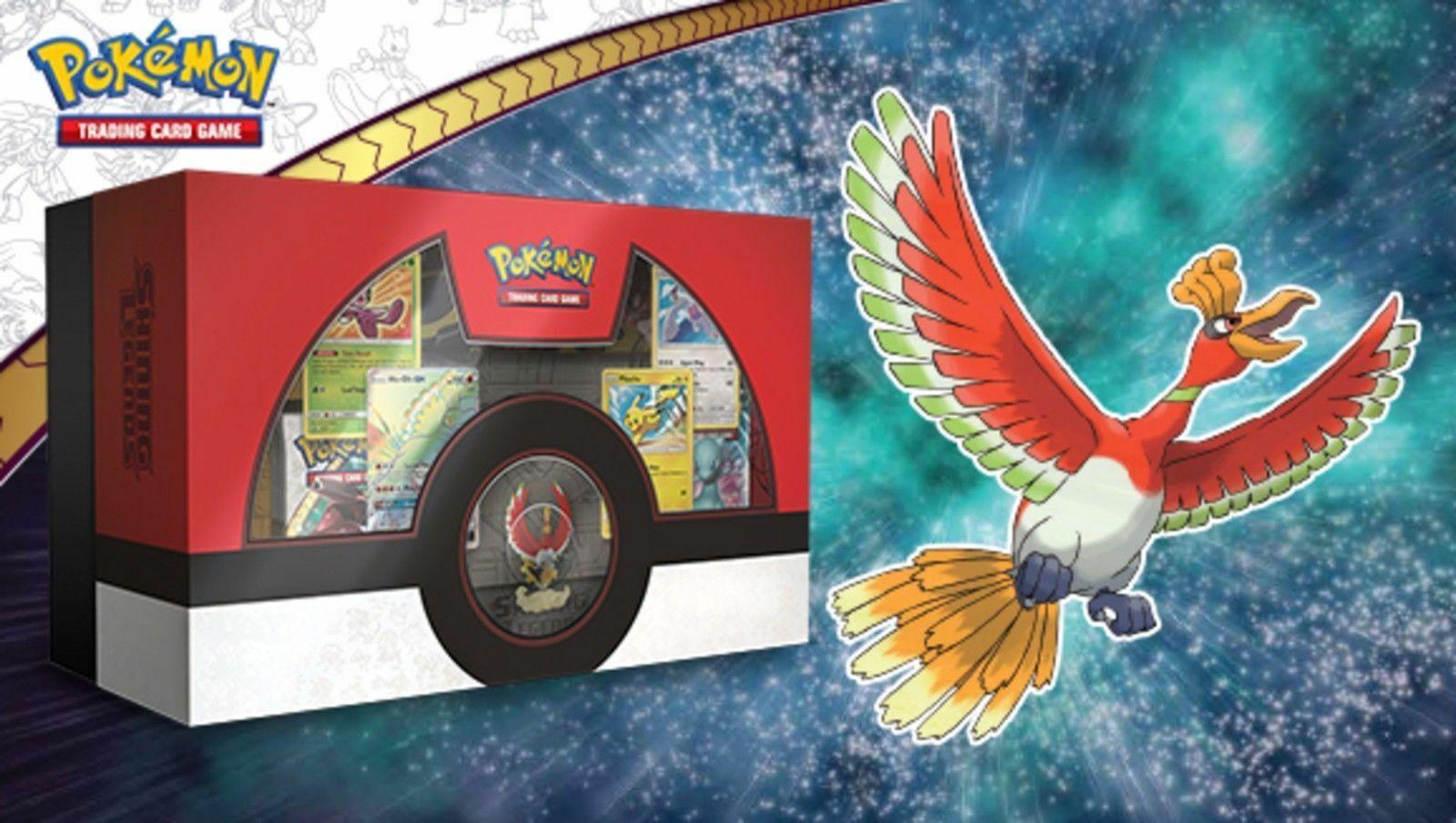 Pokemon Shining Legends Ho-Oh + Mew Mewtwo Super Premium Collection Boxes Bundle image 6