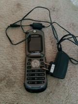 Motorola MOTO VU204 Verizon Wireless Mobile Cell Phone  caller-id camera -B - $30.22