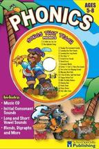 Phonics Sing Along Activity Book with CD: Songs That Teach Phonics [Aug 01, 2005